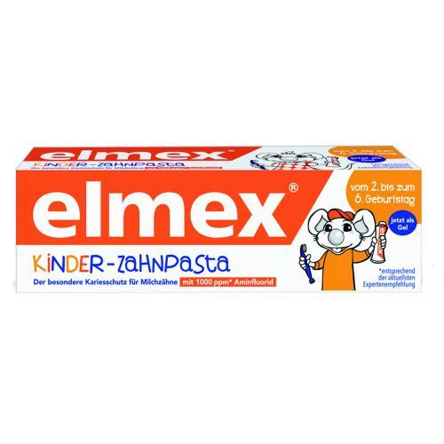 elmex Kinderzahnpasta