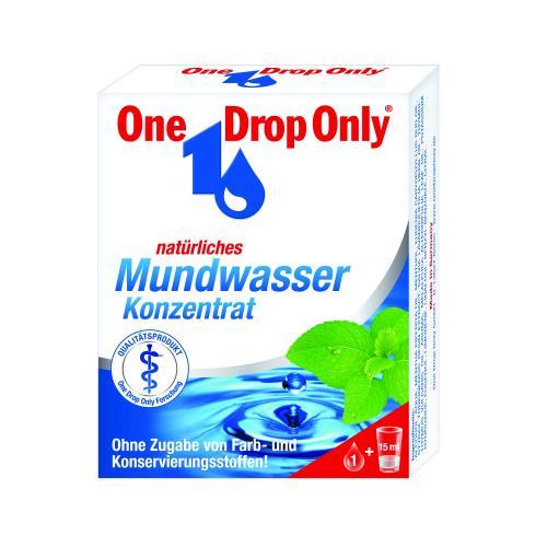 OneDropOnly Mundpflege-Konzentrat