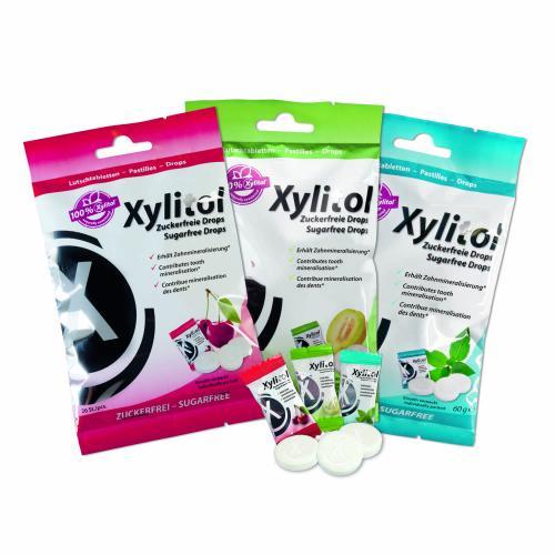 Miradent Xylitol Drops 1
