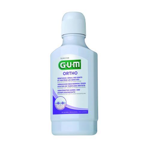 GUM Ortho Mundspülung
