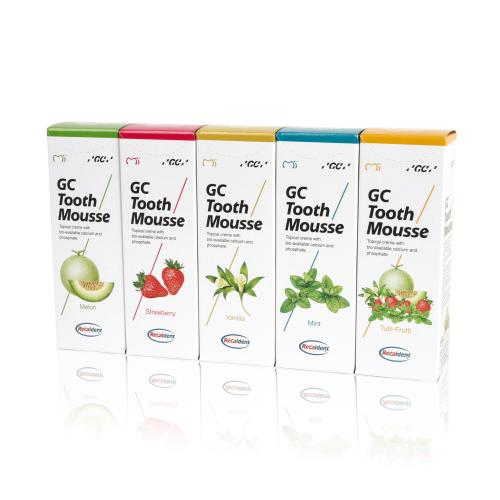 GC Tooth Mousse 5+1 Pack 1